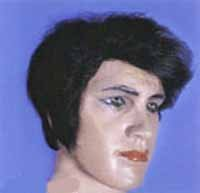 Elvis Style Wig By Garland GBCY507