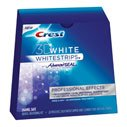 Crest 3D White Whitestrips With Advanced Seal Professional Effects Enamel Safe Dental Whitening 20 count Pack of 1 Picture