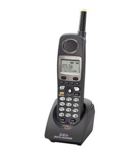 Panasonic 5.8GHz 4-Line Additional Handset for KX-TG4500B