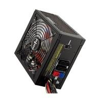 GIGABYTE GE-S550A-D1 ODIN GT 550W Modular SLI ready PSU, Adjustable alarm setting for watt, voltage, current, fan speed and temperature, Active PFC, high efficiency power circuit design, 80%+ efficiency, 14cm cooling fan, low noise silent design with fan curve control - No Power cord