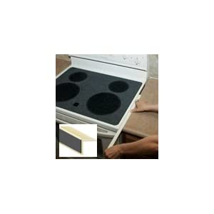 Oven Countertop Gap Guard : Details about Stovetop Extender SE23ALM Oven Gap Guard