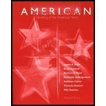 American Dreams & Reality: A retelling of the American Story
