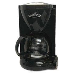 Original Gourmet Food CP6B Personal Home/Office Coffee Maker, Black