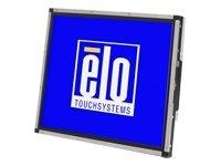 "Elo Entuitive 3000 Series 1939L Ãcran LCD fixe TFT 19"" 1280 x 1024 / 75 Hz 220 cd/m2 1300:1 25 ms VGA noir, acier"