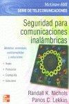 img - for Seguridad Para Comunicaciones Inalambricas (Spanish Edition) book / textbook / text book
