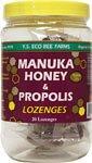 Manuka Honey & Propolis Lozenges, Active 15+, 20 Lozenges, 3.2 oz (92