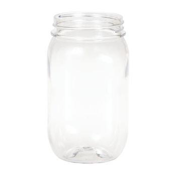 Rustic Wedding Plastic 16oz Mason Jar Favors (Mason Jars Favors compare prices)