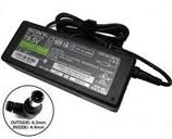 SONY VAIO VGN-N38E/W LAPTOP ADAPTER 90W CHARGER POWER SUPPLY WITH FREE POWER CABLE