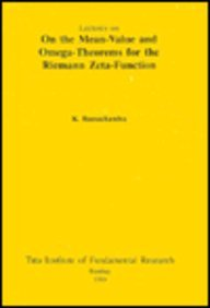 Lectures on the Mean-Value and Omega Theorems for the Riemann Zeta-Function