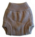 One Size Wool Diaper Cover front-1065634