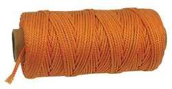 Westward 13P512 Masons Line, 300 ft, Orange, Twisted Nylon