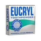 EUCRYL SMOKERS TOOTHPOWDER FRESHMINT POWERFUL STAIN REMOVAL 50G (SHIPPING INCLUSIVE)