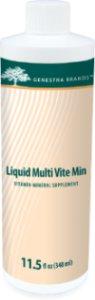 Liquid Multi Vite Min (340 Ml) Genestra Brand: Genestra