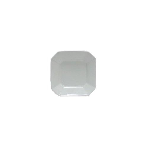 "Tuxton Bph-070E 7"" Porcelain White Octagon Plate - 12 / Cs"