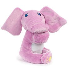 Hug Wallas Lilac Elephant - 1