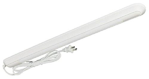 Goodearth Lighting Uc1011-Whg-16Lf0-E Ecolight Slim Line Led Bar With Operation Fixture, 16-Inch, White