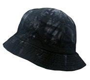 Colortone Bucket Hats Youth Spider Black