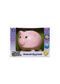 Electronic Piggy Bank (Pink) 3+ years - 1