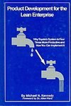 img - for Product Development for the Lean Enterprise: Why Toyota's System Is Four Times More Productive and How You Can Implement It [Hardcover] book / textbook / text book