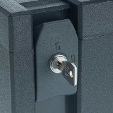 MAXI 2, 3 Safety-Set Locks Anthracite - 1