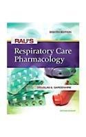 Rau's Respiratory Care Pharmacology 8Ed (Pb 2012)