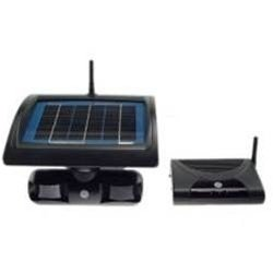 GE 45208 Smart Home Solar Cam Wireless Camera System