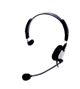 Monaural Headset (Catalog Category: Home Office Products / Mobile-Cordless-Office Headsets)