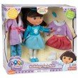 Fisher Price Dora The Explorer Holiday Sparkle