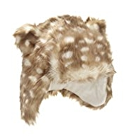 Faux Fur Animal Trapper Hat