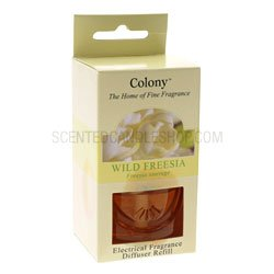 Colony Electric Fragrance Refill Wild Freesia - Ch2707 from Colony Candles