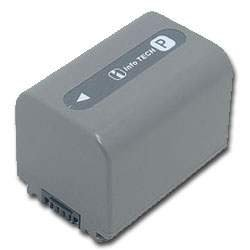 BRAND NEW LI ION RECHARGEABLE BATTERY PACK FOR DIGITAL CAMERA/CAMCORDER MODEL/PART NO: SONY DCRHC65 DCRHC65E DCRSR50