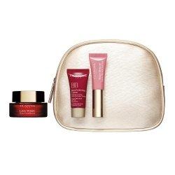 Clarins Touch Of Magic Confezione Regalo 15ml Perfecting Touch + 8ml Perfecting Cream SPF 25 + 5ml Lip Perfector + Borsa