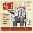 Original album cover of THE FAMILY VALUES TOUR 2001 by Various Artists