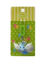 Pokemon Center Time Figure Strap, Swablu/Tyltto - 1
