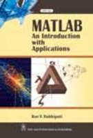 MATLAB: An Introduction with Applications ebook download
