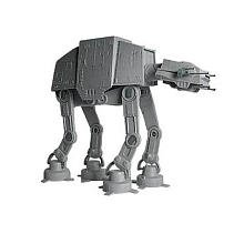 Revell AT-AT Star Wars Imperial Walker Snaptite Model Kit (At At Model compare prices)
