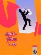 Spielpläne, Neubearbeitung, Bd.7-10, Schülerbuch für Baden-Württemberg u. Rheinland-Pfalz: Für den Musikunterricht an allgemein bildenden Schulen