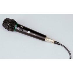 Oklahoma Sound Dynamic Unidirectional Microphone With 9-foot Cable