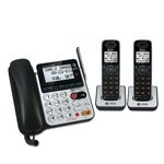 AT&T CL84200 Corded Cordless Phone Combo ATT CL84200