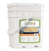 Emergency Reserve 90 Serving Breakfast, Lunch Dinner Emergency Food Supply by Emergency Reserve