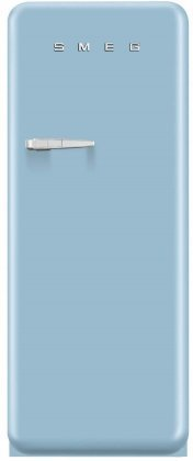 Smeg FAB28UPBR1 50's Retro Style Aesthetic Refrigerator with Freezer Compartment with Right Hinge, Pastel Blue (Mini Smeg Fridge compare prices)