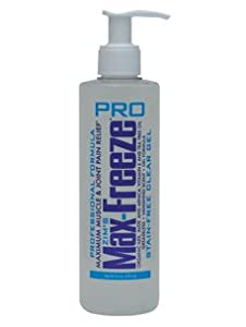 MaxFreeze - Max-Freeze Pro Pump Clear 7.5 oz
