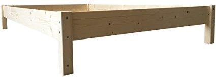 Futonbett-Bett-Holz-massiv-90-100-120-140-160-180-200-x-200cm-hergestellt-in-BRD-100cm-x-200cm