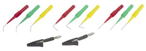 Lisle 64750 11-Piece Back Probe and Alligator Clip Set