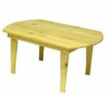 Bear Chair Coffee Table Kit - Pine