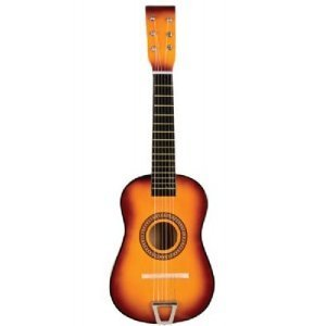 Small Acoustic Guitar - Great Gift for Kids = Assorted Colors