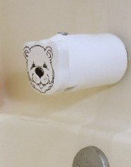 Tub Spout Safety Cover Animal Design: Bear