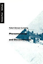 Solitude: Solitude v. 4 (Phenomenology and Deconstruction)