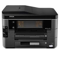 Epson WorkForce 845 All-in-One Inkjet Printer, 5760x1440dpi,