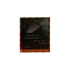 Financial Management: Theory and Practice (The Dryden Press series in finance)
